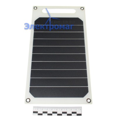 Мобильная солнечная панель Exmork 10Вт 5 В