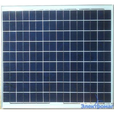 Солнечная батарея Exmork 50 Вт 12 В poly-Si