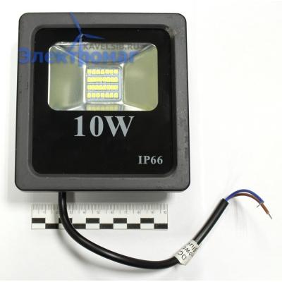 Светодиодный LED прожектор Slim Sip-FL-SMD-10W 10Вт 12В