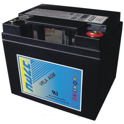 Аккумуляторная батарея HAZE HZB12-44 AGM