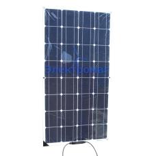 Гибкая монокристаллическая солнечная панель Е- Power 100Вт