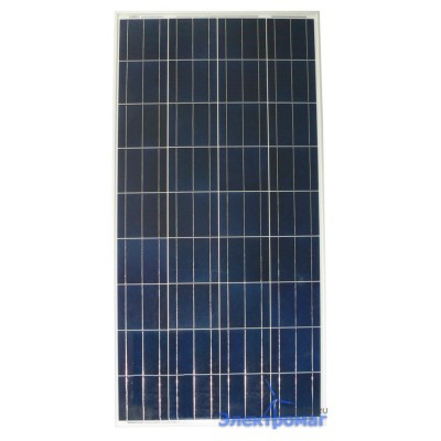 Солнечная батарея Exmork 150 Вт 12 В poly-Si