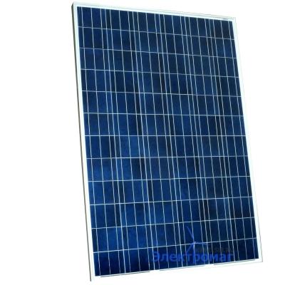 Солнечная батарея 230 Ватт 24В поликристаллическая