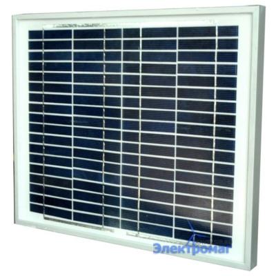Солнечная батарея Exmork 10 Вт 12 В poly-Si