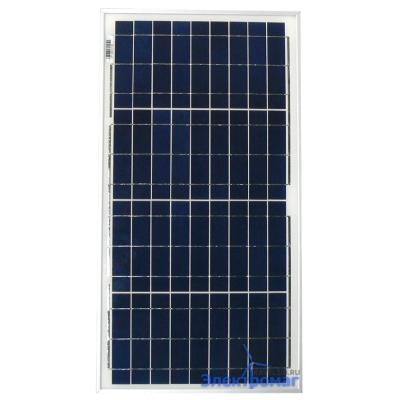 Солнечная батарея Exmork ФСМ-30П 30 ватт 12В Поли