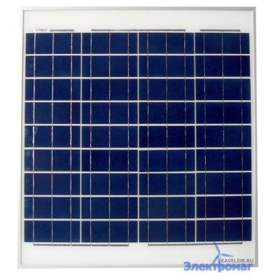 Солнечная батарея Exmork 60 Вт 12 В poly-Si