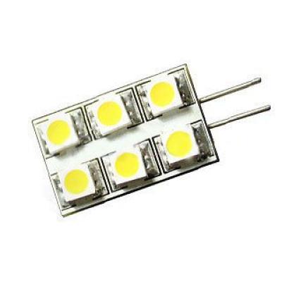 Светодиодная лампа AR-REC-G4-6B1625-12V Warm White