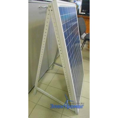 Крепление для солнечной батареи (профиль 6шт+крепеж)