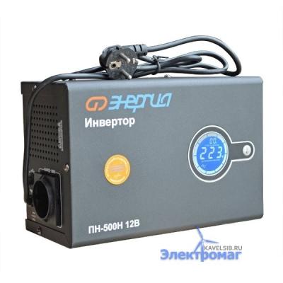 Инвертор ПН-500Н Навесной 12В 300VA Е0201-0002