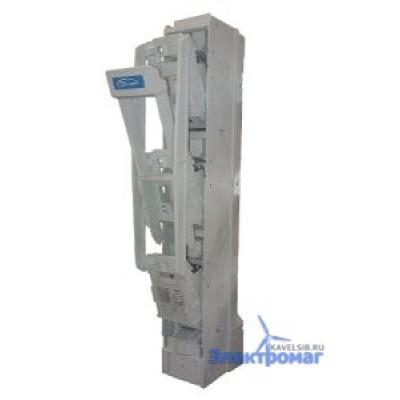 Вертикальный предохранитель выключатель-разъединитель EMSD400 (фидер)