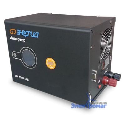 Инвертор ПН-750Н Навесной 12В 500VA Е0201-0004