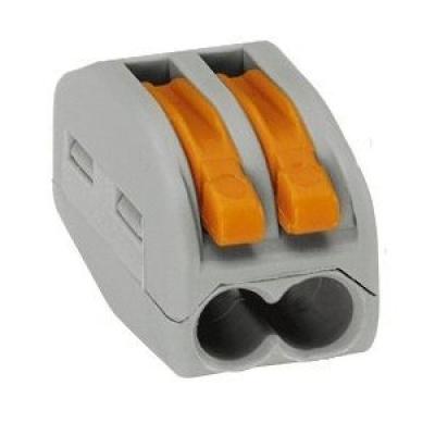 Строительно-монтажные клеммы СМК-412 (2*2,5мм2)