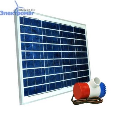 Солнечный водяной насос 1850 литров/час