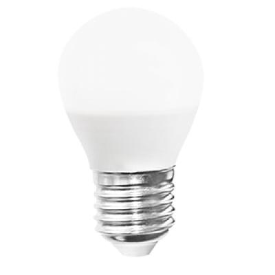 Лампа светодиодная QEEPS LED G45 7W/4000/E27 100-250V