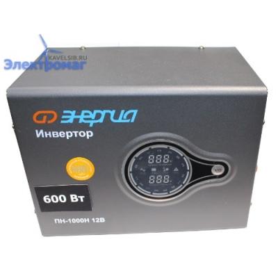 Инвертор ПН-1000Н Навесной 12В 600VA Е0201-0006