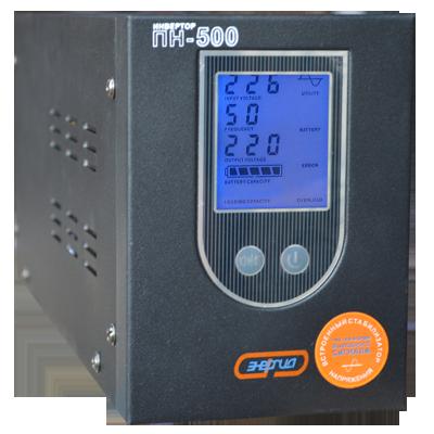 Инвертор ПН-500 12В 300VA Е0201-0001