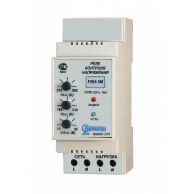 Реле контроля напряжения РКН-3М ПЛГН.991002.045