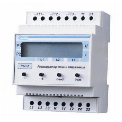 Реле контроля напряжения и тока РТН-2