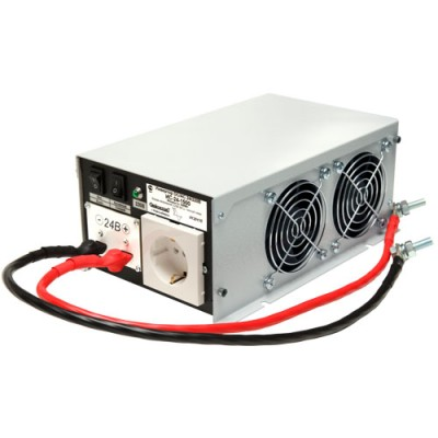 Инвертор ИС-24-1500 DC-AC