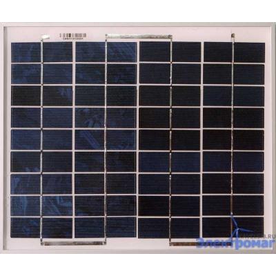 Солнечная батарея Exmork 20 Вт 12 В poly-Si