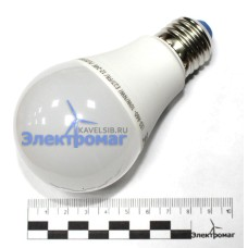 Лампа светодиодная LED-A60-10W/NW/E27/FR/12-24V PLO55WH матовая колба