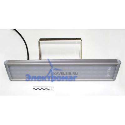 Светодиодный светильник 0.5*1 30Вт 12В 5000К Опал Скоба малая