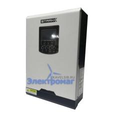 Источник бесперебойного питания Stark Country 2000 INV с контролером МРРТ инвертор